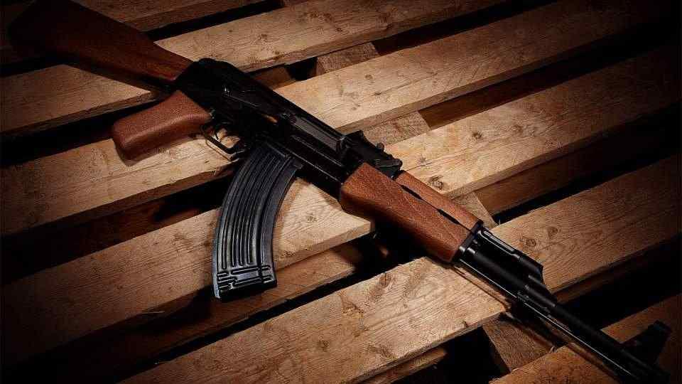 Military Package 1 – Kalashnikov & Friends