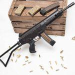 Phoenix 9mm Submachine Gun